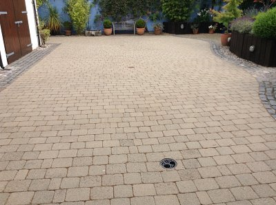 Driveway & Patio Cleaning & Sealing